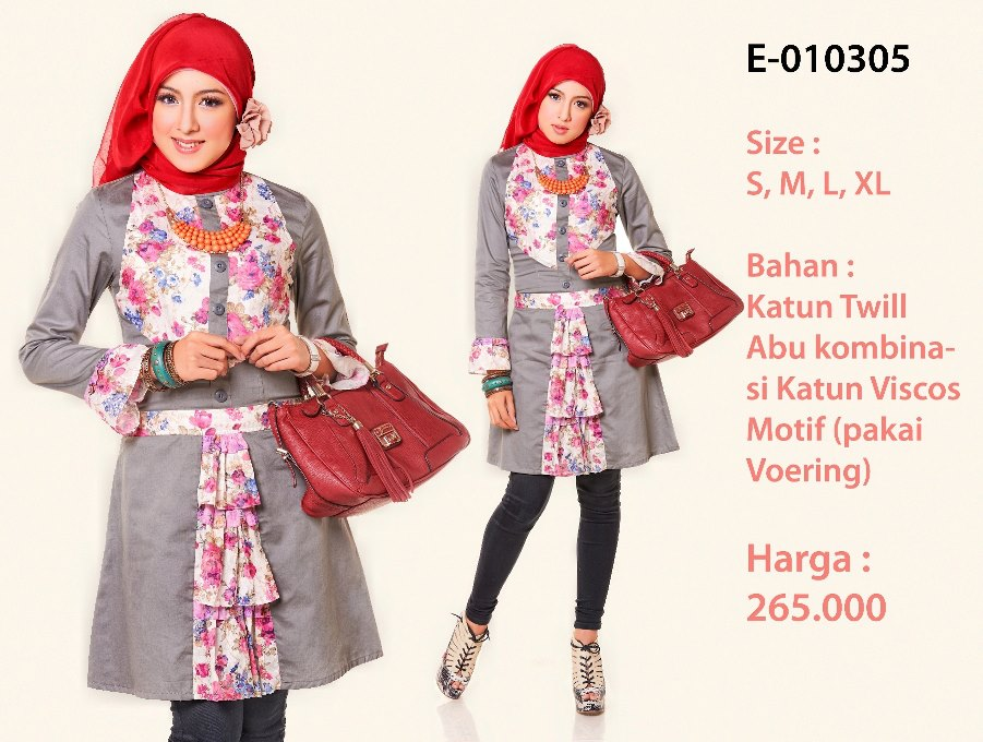 Baju Atasan Wanita E 010305