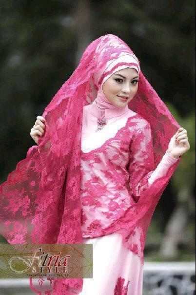 ... dress muslimah gaun pesta gaun pengantin muslimah aplikasi brokat