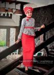 P.N 0611 Merah-Hitam
