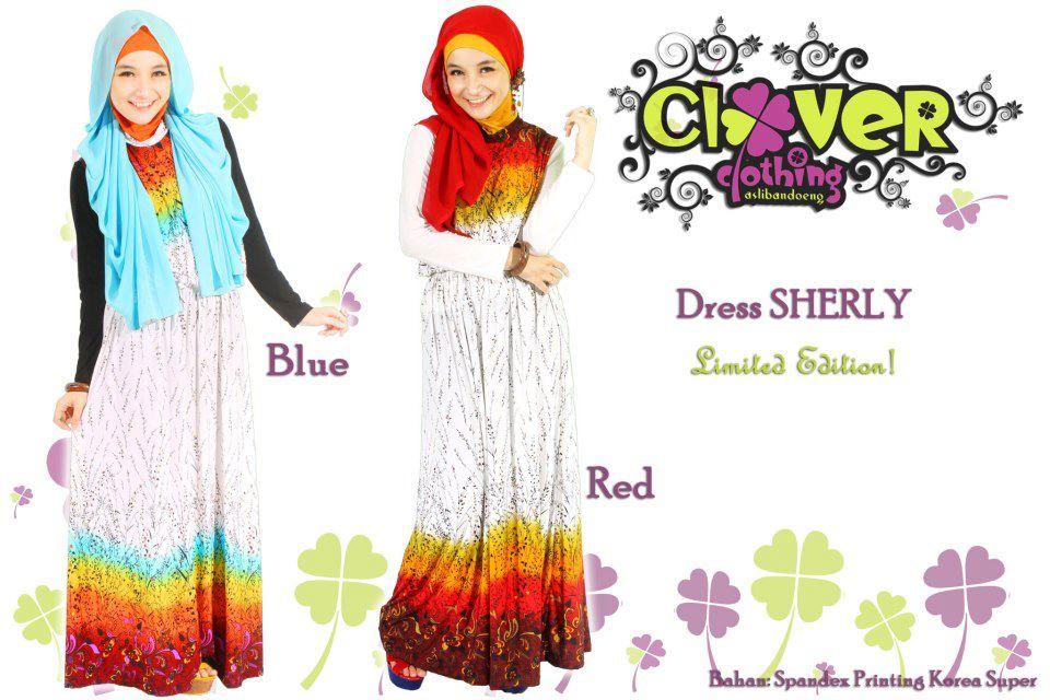 Dress Muslim Sherly
