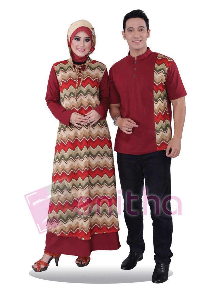 Baju Couple Busana Muslim Baju Muslim Pusat Busana