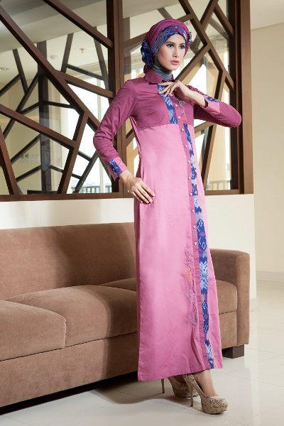 Desain Gamis Busana Muslim Baju Muslim Pusat Busana