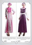 dress gamis motif polkadot  CL 9809,CL 9791