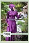 gaun cantik high brand lovely ungu