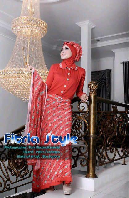 Busana Wanita Muslim