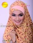 jilbab motif bunga aulia nachita
