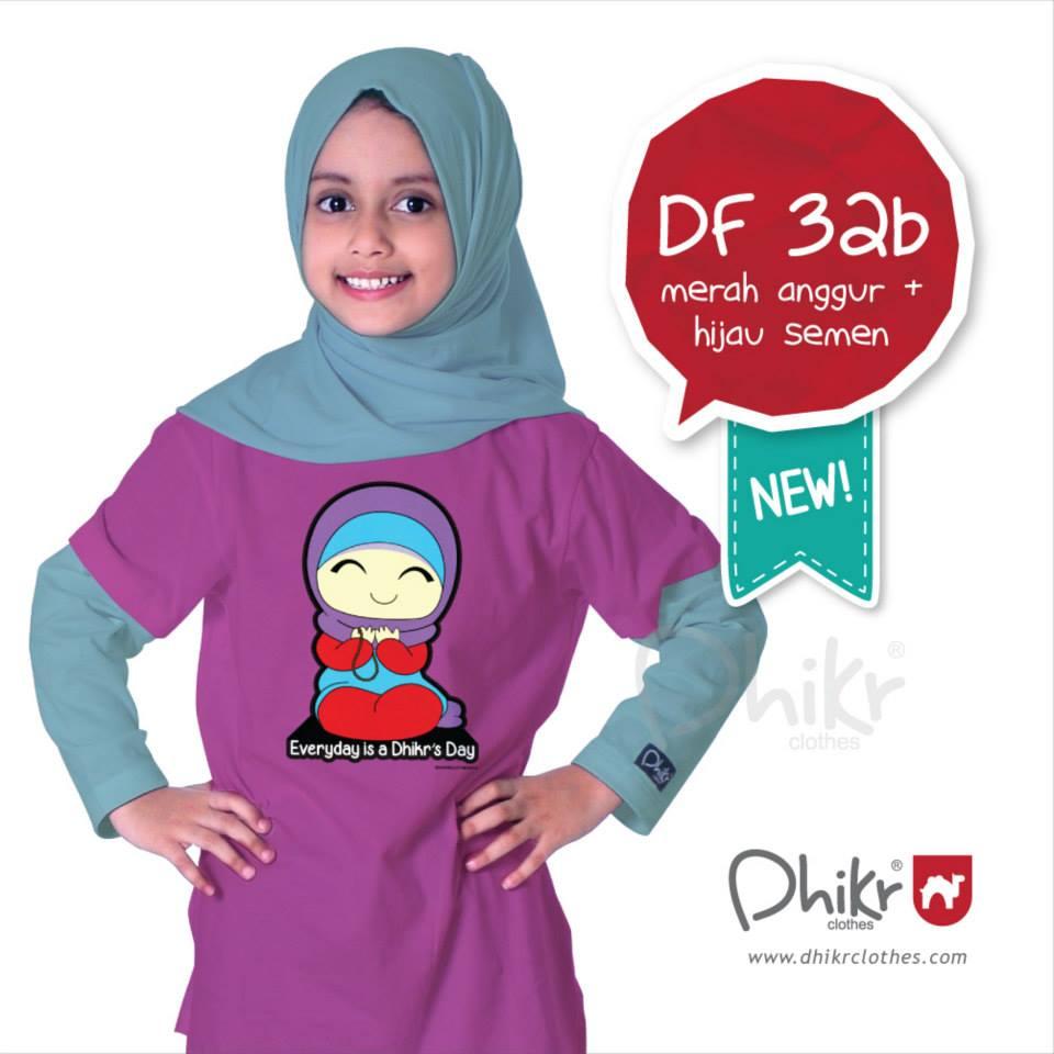 Katalog 4 Family Vaganza Busana Muslim Baju Muslim