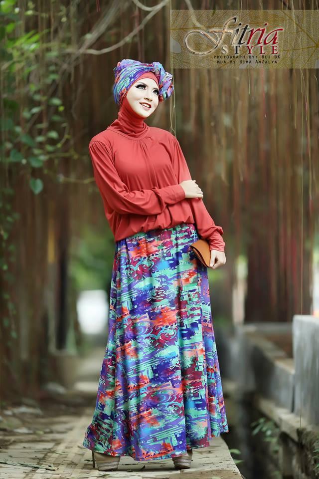 Fitria Collection Busana Muslim Baju Muslim Pusat
