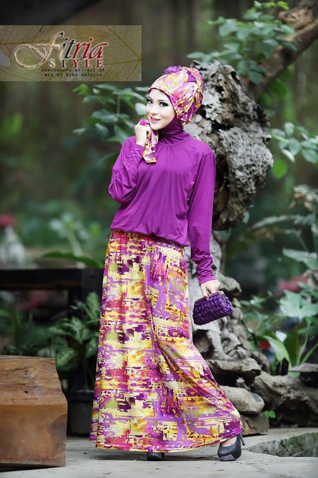 Keanu By Fitria Style Busana Muslim Baju Muslim Pusat