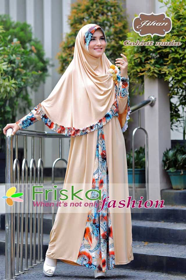 Baju Gamis Dan Jilbab Panjang Images