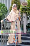 Gamis Syar'i Jihan By Friska Fashion