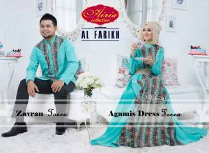 agamis dress dan koko zafran