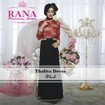 dress thalita black